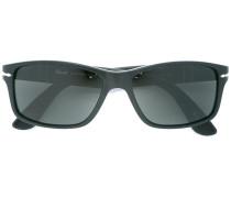Eckige Sonnenbrille - men - Acetat - 58