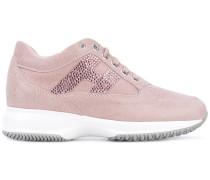 Sneakers mit Verzierungen - women