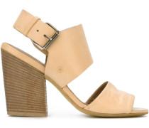 Sandalen mit Blockabsatz - women - Leder - 41