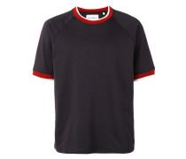 T-Shirt mit Kontrastkragen - men