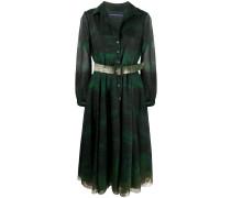'Aster' Kleid mit Print