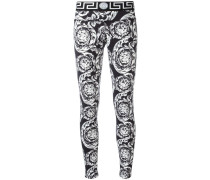 'Ice Baroque' Leggins - women
