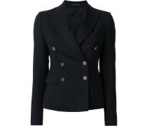 Anzug mit doppelreihigem Blazer