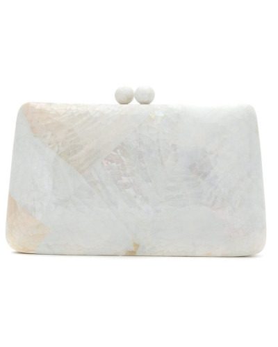Serpui Damen Mother of Pearl clutch
