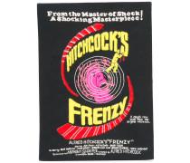 'Hitchcock's Frenzy' Clutch im Buchdesign