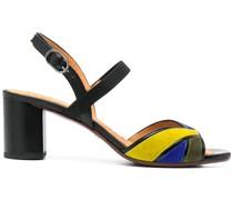 Hulma Sandalen in Colour-Block-Optik