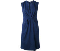 - Kleid mit V-Ausschnitt - women - Seide - 38