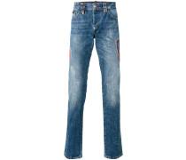 Gerade 'Flame' Jeans - men - Baumwolle - 33