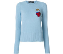 Queen patch jumper