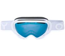 Skibrille mit blauen Gläsern - unisex - Acetat