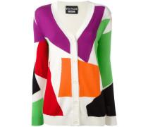 Cardigan in Colour-Block-Optik - women