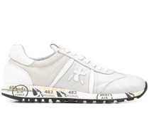 'Lucy' Sneakers mit Logo-Print