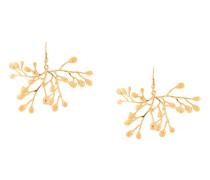 Ohrringe mit Pflanzendesign