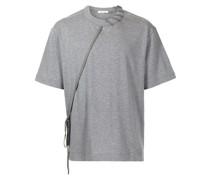 T-Shirt mit Schnürdetail