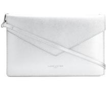 high shine clutch bag