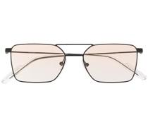Getönte Rave M01 Pilotenbrille