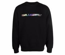 Sweatshirt mit Pride-Logo
