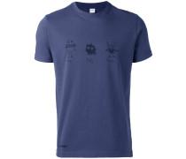 - '3 Mostri' T-Shirt - men - Baumwolle - M