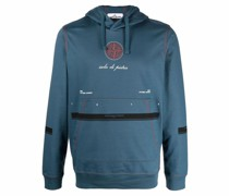 Isola di Pietra slogan-print hoodie