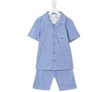 - Chambray-Pyjama - kids - Baumwolle - 3 J.