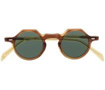 Runde 'Yoga' Sonnenbrille