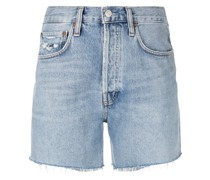Riley Jeans-Shorts im Distressed-Look