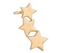 18kt ''Stasia' Ear Cuff aus Gelbgold