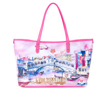 "Shopper mit ""Venice""-Print - women"