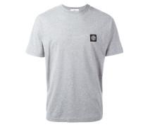 T-Shirt mit Logo-Patch - men - Baumwolle - XXL