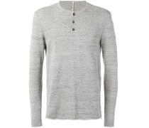 Klassischer Henley-Pullover - men