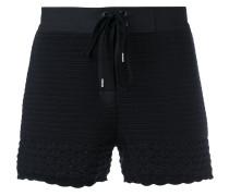 knitted shorts - women - Baumwolle - XS