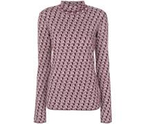 Greek Key motif jumper