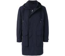 Guiers hooded jacket
