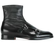 Stiefel im Monkstrap-Look