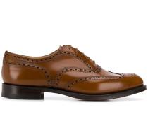 Oxford-Schuhe mit Cut-Out