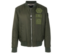Stress bomber jacket