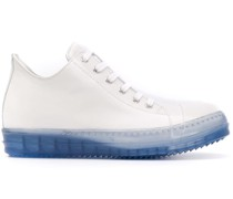 Sneakers mit transparenter Sohle