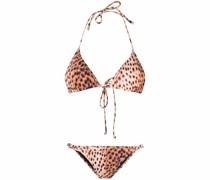 Scrunchie Triangel-Bikini