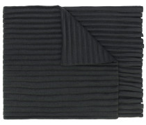 Plissierter Schal