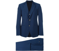 formal three-piece suit