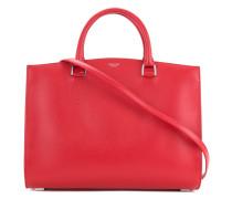 wide tote bag - women - Kalbsleder