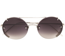 round framed sunglasses