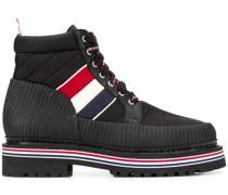 Hiking-Boots mit RWB-Streifen