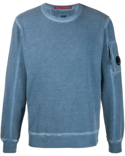 Pullover mit Waschung