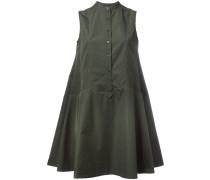 Ausgestelltes Kleid - women - Baumwolle - 40