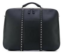 Dante handbag - men - Kalbsleder/Polyester