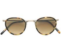 round frame sunglasses
