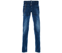 Jeans mit regulärem Schnitt