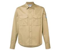 - Hemd mit Brusttaschen - men - Baumwolle - 5