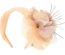 Elina Haarreif mit Blumenapplikation